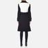 Diane von Furstenberg Women's Kayden Coat - Midnight/Canvas: Image 3