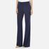 Diane von Furstenberg Women's Katara Trousers - Midnight: Image 2