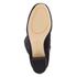 Dune Women's Sanford Suede Thigh High Heeled Boots - Black: Image 5