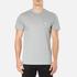 BOSS Green Men's Small Logo T-Shirt - Grey: Image 1