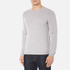 BOSS Green Men's C-Cecil Crew Neck Jumper - Grey: Image 2