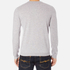 BOSS Green Men's C-Cecil Crew Neck Jumper - Grey: Image 3