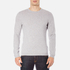 BOSS Green Men's C-Cecil Crew Neck Jumper - Grey: Image 1