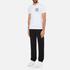 Versace Jeans Men's V Logo Print T-Shirt - White: Image 4