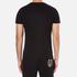 Versace Jeans Men's Small Print T-Shirt - Black: Image 3