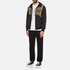 Versace Jeans Men's Printed Hooded Jacket - Black: Image 4