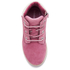 Timberland Toddlers' Pokey Pine Size Zip Lace Up Boots - Pink Nubuck: Image 3