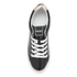 KENZO Women's K-Lace Platform Trainers - Black/Rose Gold: Image 3