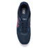 Asics Men's Gel-Lyte V Trainers - Indian Ink/Burgundy: Image 3