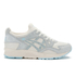 Asics Women's Gel-Lyte V 'Crystal Blue Pack' Trainers - Moonbeam/Light Grey: Image 1