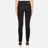 Versus Versace Women's Studded Pocket Jeans - Black: Image 3