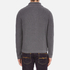 rag & bone Men's Avery Shawl Cardigan - Charcoal: Image 3