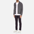rag & bone Men's Avery Shawl Cardigan - Charcoal: Image 4