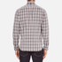 rag & bone Men's Beach Buttoned Shirt - Grey Check: Image 3