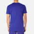 BOSS Hugo Boss Men's Large Logo T-Shirt - Medium Blue: Image 3