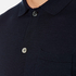 A.P.C. Men's Paolo Knitted Polo Shirt - Marine: Image 5