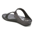 FitFlop Women's Banda Crystal Imi-Snake Slide Sandals - Black: Image 4