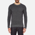 J.Lindeberg Men's Jamie Twist Jumper - Black: Image 1
