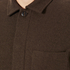 A Kind of Guise Men's Yak Wool Teheran Jacket - Chocolate: Image 5