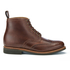 Grenson Men's Sharp Pull Up Leather Lace Up Boots - Chestnut: Image 1