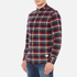 Penfield Men's Barrhead Check Shirt - Red: Image 2
