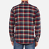 Penfield Men's Barrhead Check Shirt - Red: Image 3