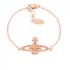 Vivienne Westwood Jewellery Women's Mini Bas Relief Bracelet - Silk Crystals: Image 1