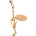 Vivienne Westwood Jewellery Women's Mini Bas Relief Bracelet - Light Colorado Topaz: Image 2