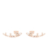 Vivienne Westwood Women's Candy Earrings - Gold Quartz: Image 1