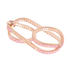 Vivienne Westwood Women's Lila Ring - Cubic Zirconia Pink: Image 2