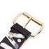 Vivienne Westwood Jewellery Camden Belt - Black/Gold: Image 3