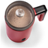 Gourmet Gadgetry Retro Diner Milk Frother and Hot Chocolate Maker - Retro Red - 0.55L: Image 3