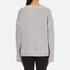 Helmut Lang Women's Heavy Loop Back Terry Jumper - Dark Heather: Image 3