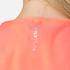 ONLY Women's Mattie Training Top - Bright Coral: Image 6