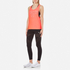 ONLY Women's Mattie Training Top - Bright Coral: Image 4