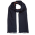 Paul Smith Accessories Men's Houndstooth Block Scarf - Navy: Image 1