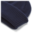 Paul Smith Accessories Men's Cashmere Beanie Hat - Navy: Image 3