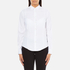 PS by Paul Smith Women's White Classic Shirt With Spot Cuff - White: Image 1