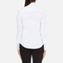 PS by Paul Smith Women's White Classic Shirt With Spot Cuff - White: Image 3