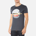 BOSS Orange Men's Taye 3 Printed T-Shirt - Navy: Image 2