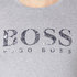 BOSS Orange Men's Tommi 3 Large Logo T-Shirt - Grey: Image 5