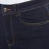Vero Moda Women's Nine High Waisted Denim Jeans - Dark Blue Denim: Image 6