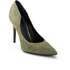 Kendall + Kylie Women's Abi Suede Court Shoes - Olive: Image 2