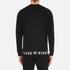 Versus Versace Men's Welt Detail Sweatshirt - Black: Image 3