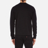 Versus Versace Men's Shoulder Detail Sweatshirt - Black: Image 3