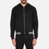 Versus Versace Men's Welt Detail Hoody - Black: Image 1