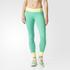 adidas Women's Stellasport Gym Tights - Green: Image 1