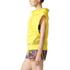 adidas Women's Stellasport Sleeveless Gym Hoody - Yellow: Image 2