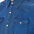 Scotch & Soda Men's Western Denim Shirt - Worker Blue: Image 5