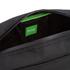 BOSS Green Pixel Washbag - Black: Image 4